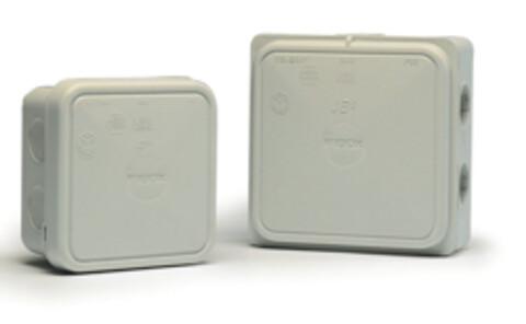 JB forgreningsdåser - JB forgreningsdåser fra Fibox