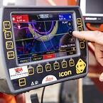 GPS i Hitachi ZX300LC-6 gravemaskine 32 tons fra H.P. Entreprenørmaskiner