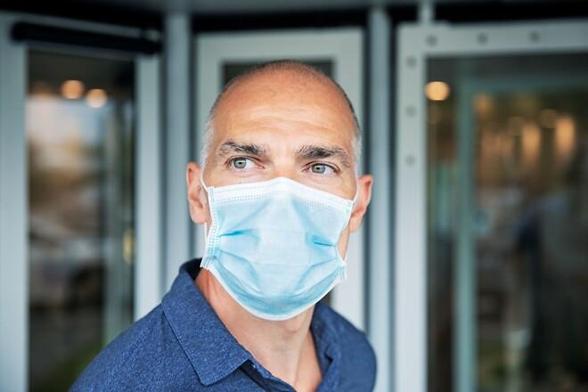 medicinske mundbind PPE
