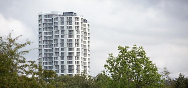Horisonten Nørresundby\nNordjyllands højeste bygning