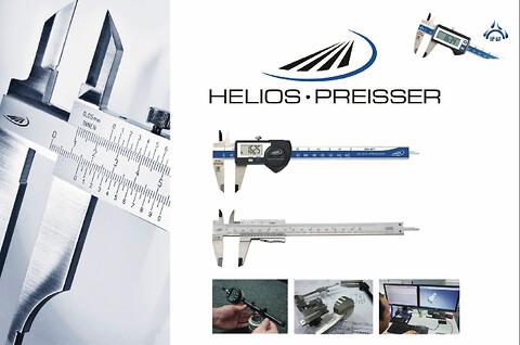 Kjøp Helios-Preisser måleutstyr hos Alf I. Larsen
