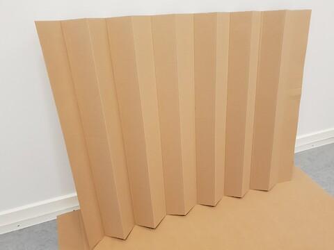 Vindpap/vindplader til isolering med granulat - Vindpap, Papiruld Danmark A/S
