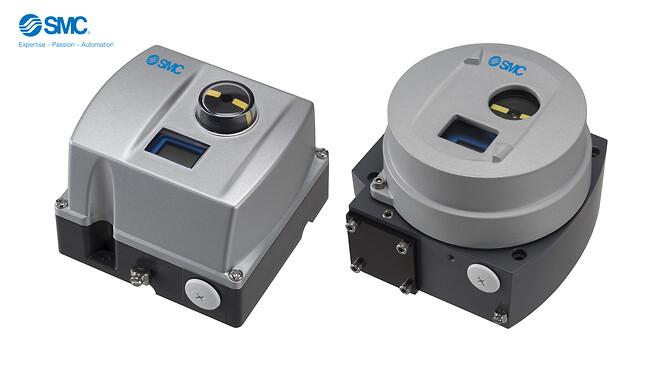 SMC:s smarta lägesställare ND7000/ND9000