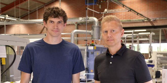 Nye folk i produktionen hos Risager A/S