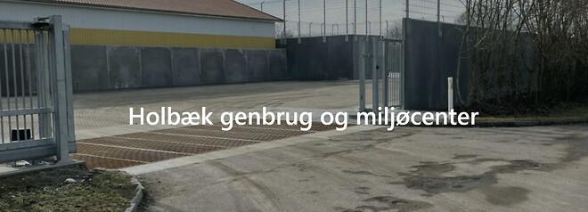 Vi er stolte af at kunne fortælle, at vi nu åbner en ny miljøplads til affald for professionelle i Holbæk. Det er Holbæk Miljøcenter, som ligger rigtigt godt for trafikken på Ringstedvej 126 i Holbæk og som åbner 2.marts.