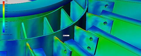 Kirkholm Maskiningeniører - Beregning og analyse