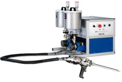 Meter Mix  Par30 - Meter Mix par30 - blandemaskine / doseringsanlæg