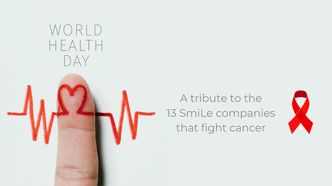 World Health Day, fight cancer, smile companies, biotech, Pharma, diagnostics, drug development, digital health, medtech, health tech