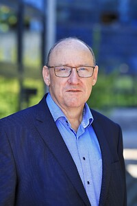 Erik Skovgaard Nielsen, adm. direktør i Atradius