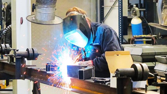 JW Industri, produktion. specialmaskiner, service