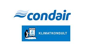 Condair AB och Klimatkonsult Peter Modin AB