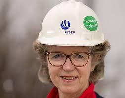 Hilde Merete Aasheim, konsernsjef Hydro