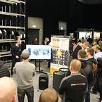 FLEX1ONEs nye tiltag Speakers Corner - Ekspertviden til autoværksteder i aktion