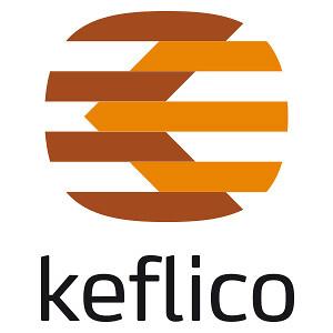 Keflico LinkedIn logo