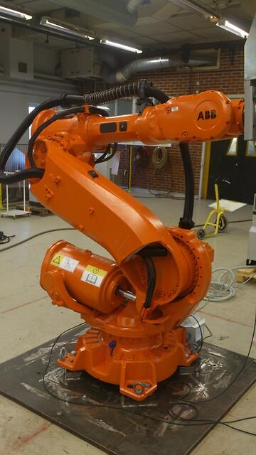 Beg ABB IRB 6600 175kg 2,55 med 1 års garanti