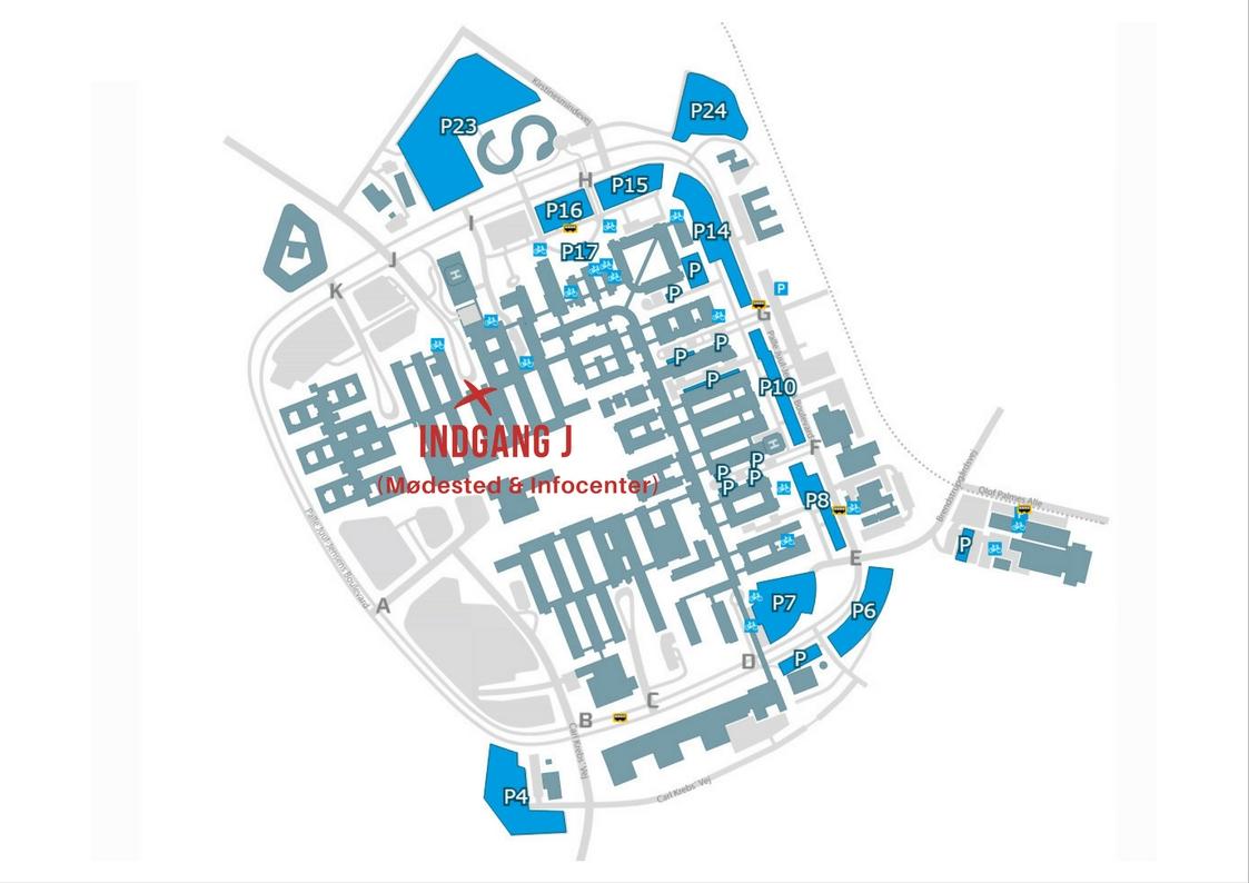 Kom Indenfor I De Nye Hospitalsbygninger I Skejby Magasinet Pleje