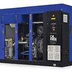 Alup OF 220 oliefri skruekompressor