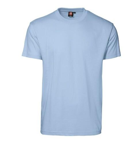 T-shirt, lys blå - 0510
