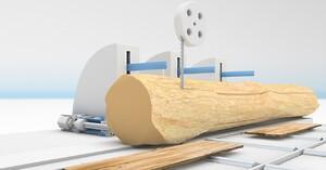 Balluff, automation, sawmill