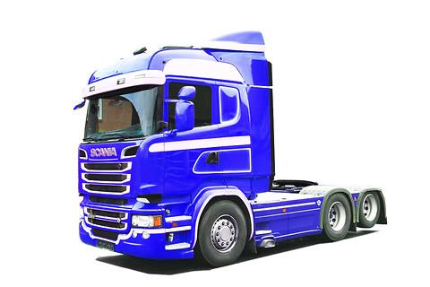 Har du en Scania, der er 5 år gammel eller ældre?  - SCANIA SERVICE 5+ serviceaftale