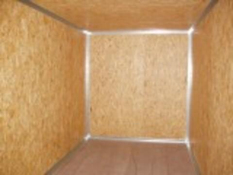 20' ny isoleret container ekskl.lås