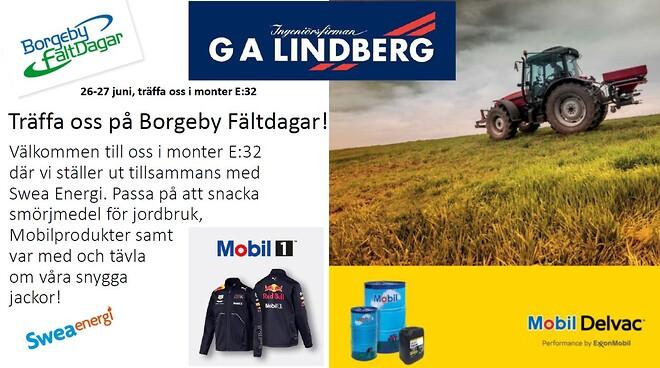Kom och tävla hos oss på Borgeby Fältdagar!