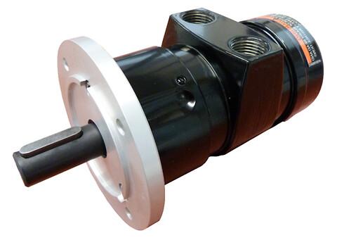 Trykluftmotor - LZL-direkte koblede vingetrykluftmotorer