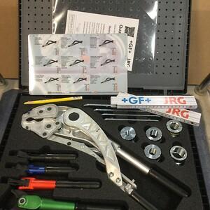 Sanipex MT værktøj