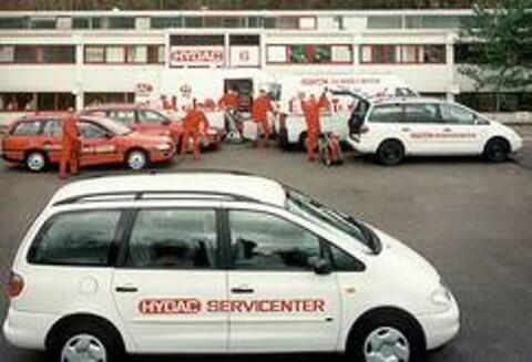 Servicetjenester fra Hydac