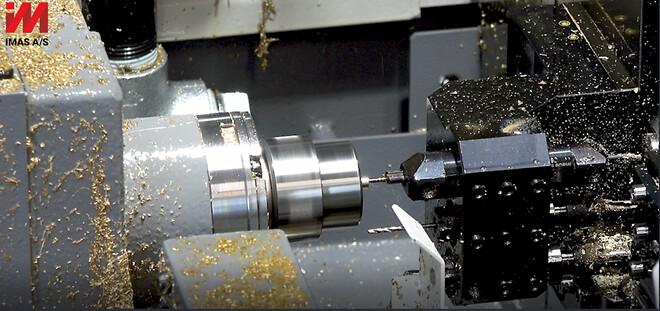IMAS har lavet en række små film fra vores fabrik i Greve