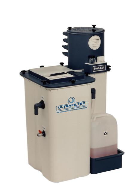 Ultra-Sep Olja / Vatten separator