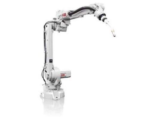 RobotNorge AS selger industrirobot,  IRB 2600ID fra ABB