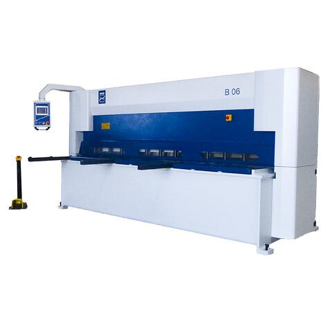 Ny maskinsaks MVD INAN 3100x10MM svingsnit saks sælges