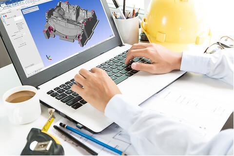 WorkNC Designer - Brugervenlig software hvor du kan designe produkter