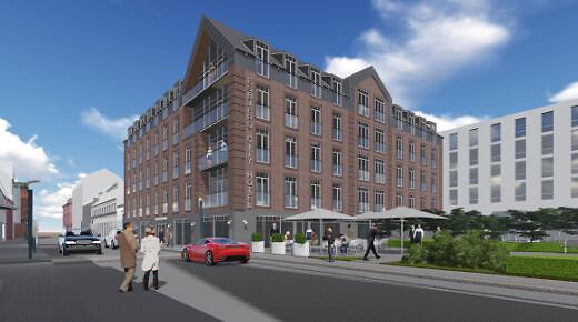 Store hotelplaner i Esbjerg - Building Supply DK