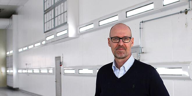 Mikael Hamberg, Busspart. Ny lackbox, lackeringsanläggning