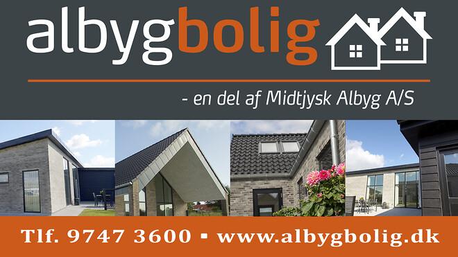 Nyt parcelhus i Aulum. Vi bygger dit drømmehus. Find inspiration til grundplan og indretning på vores hjemmeside.