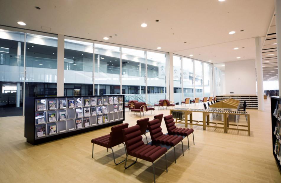Et canadisk hovedbibliotek en millionordre i Danmark Wood Supply DK