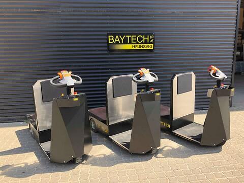 BAYVOGN | 3-hjulet el-vogn til intern transport