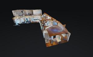 Matterport 3D-visualisering løsninger fra Tick Cad