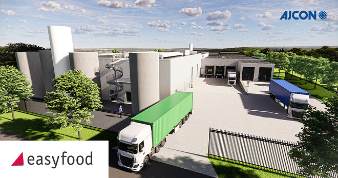 Ny produktionslinje for Easyfood i Kolding