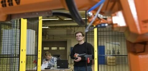 Våra robotutbildningar