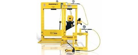 ENERPAC hydrauliske presser fra NHI ApS.