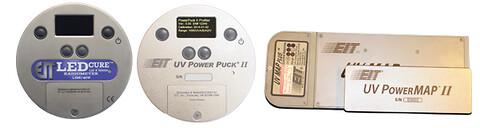 Måling af konventionelt UV- og UV-LED-udstyr - Hands-on kursus i UV/UV-LED måling - UV Træningskursus_EFSEN UV & EB TECHNOLOGY