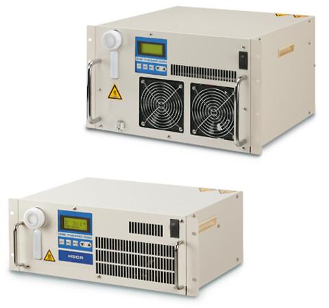 Cirkulationskøler - rackmonteret fra SMC