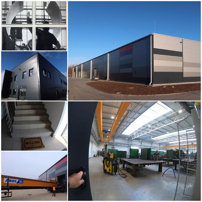 KSM åbner ny fabrik i Polen