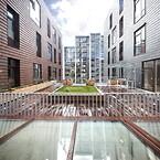 Danmarks største byggeri til flere generationer. Generationernes Hus, Aarhus Ø - JFP