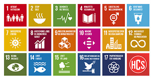 HCS og FNs 17 verdensmål