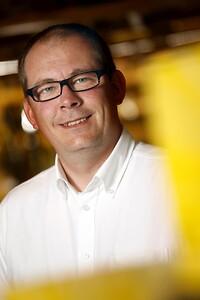 Morten Hallum, Supply Chain & IT Director at Triscan