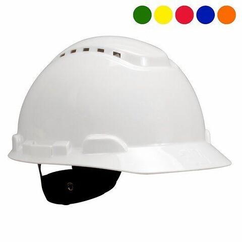 H700 sikkerhedshjelm hvid